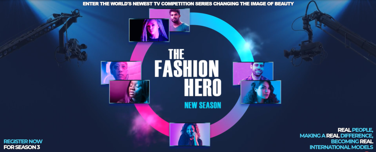 Be Part Of A Global Movement And Tv Series The Fashion Hero